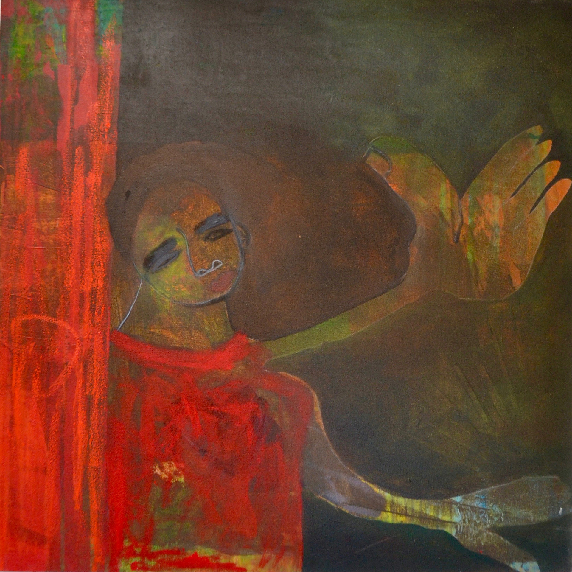 Trying to touch. 76 x 76 cm.jpg