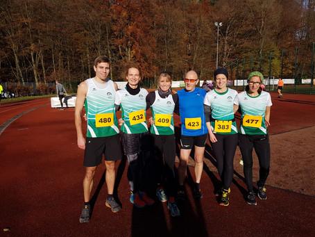 Bockenberg Winterlaufserie 1. Lauf