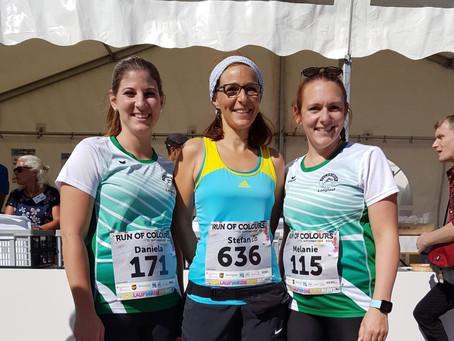 Run of Colours & GVG Citylauf Bedburg am 21.09.2019 - Rheinhöhenlauf 20. - 22.09.2019