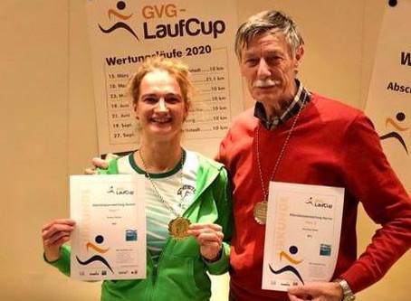 GVG Laufcup 2019 - Siegerehrung