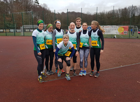 Bockenberg 2.0 - die Bergziegen Laufen wieder