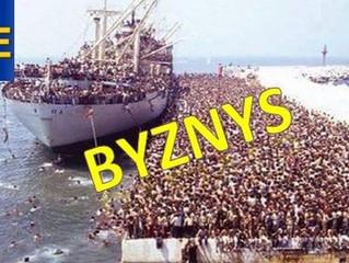 Migrace bude řízena neziskovkami přímo z Afriky.