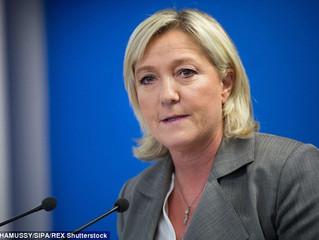 EU je zločinná - je naprosto nezbytné z ní vystoupit. Projev Marie Le Pen v EP.