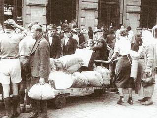 POZVÁNKA na vyhlášení Dne vyhnání Čechů z českého pohraničí v roce 1938, čtvrtek 28. 6. 2018 od 17:0