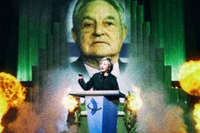Jak Soros s Clintonovou málem dobyli svět (a byli zastaveni právě včas)