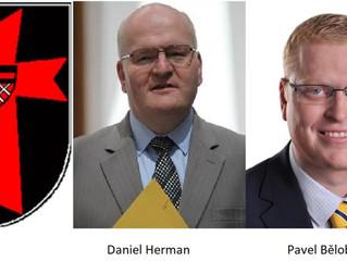 Co s Hermanem a Bělobrádkem?
