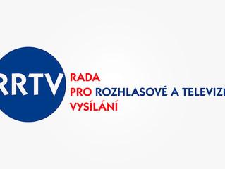 Dopis Radě pro Rozhlasové a televizní vysílání ohledně prezidentských voleb