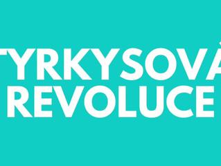 Tyrkysová revoluce na Facebooku se může stát českým Majdanem.