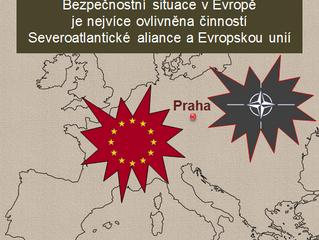 Ve volbách musí od politických stran zaznít jasné stanovisko pro či proti vystoupení z EU a z NATO