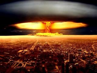 Poznámky k otázce přežití jaderné války v Evropě nebo jiné velké katastrofy.