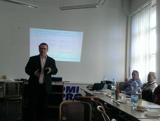 Seminář ANS na téma Koncepce sociální bezpečnosti a Šest priorit zobecněných prostředků řízení spole