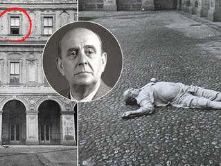 Jan Masaryk byl zavražděn agentem CIA