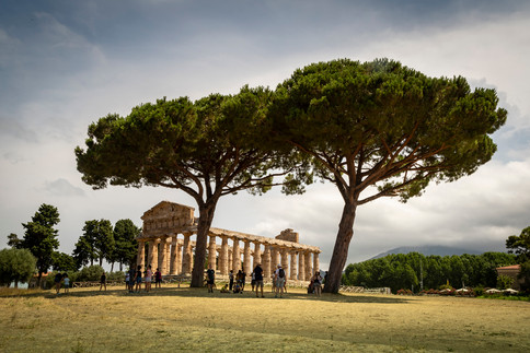 Paestum, Campania, 2020