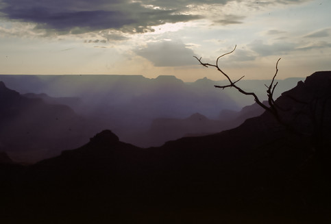 Grand Canyon, Arizona, 1975