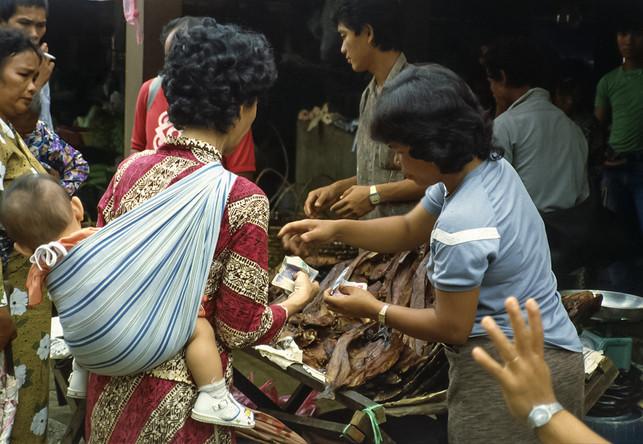 Kuching, Sarawak, Malesia, 1988