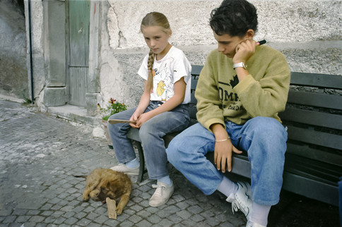 Capracotta, Molise, 1990