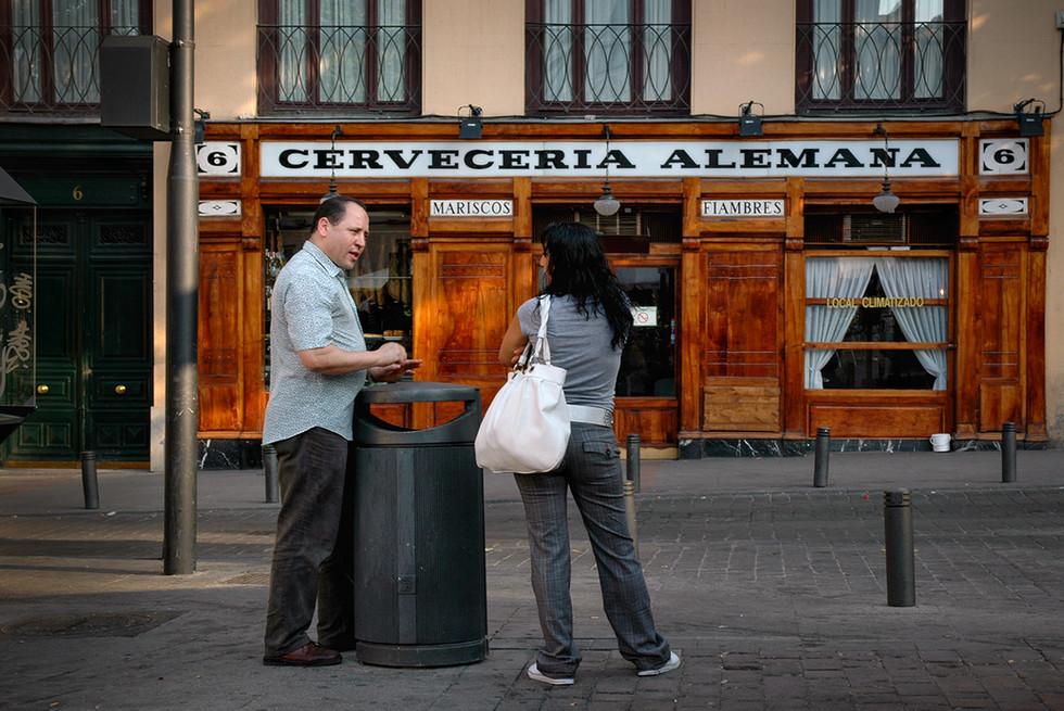 Madrid, 2008