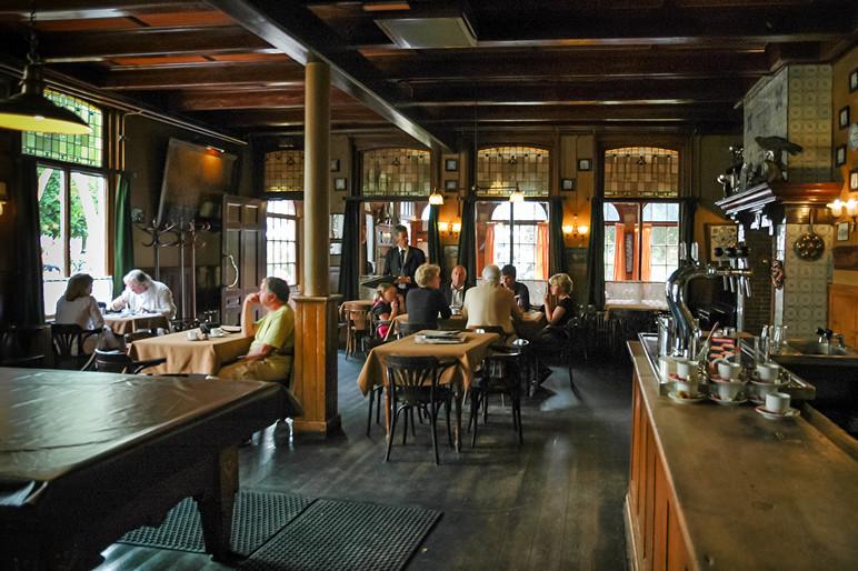 Hotel Van Der Werff, Schiermonnikoog, 2009