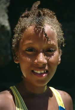 Marijeili (9), Curaçao, Antille Olandesi, 1993