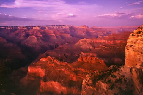 Hopi Point, Grand Canyon, Arizona, 1992