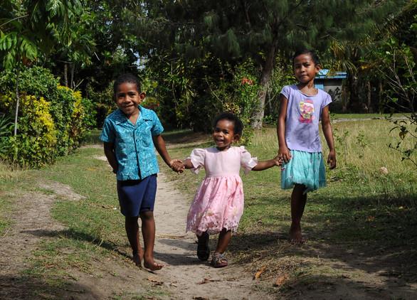 Nacula Village, Yasawa, Fiji, 2015.