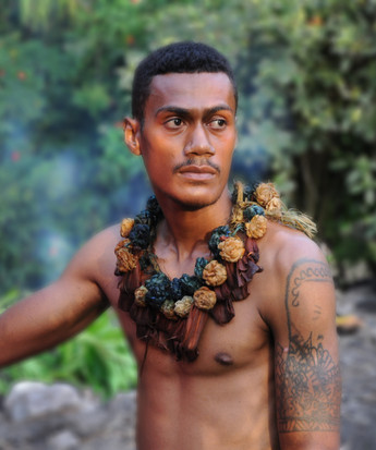 Fire Walker, Beqa, Fiji, 2015