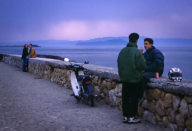 Chania, Creta, 1995