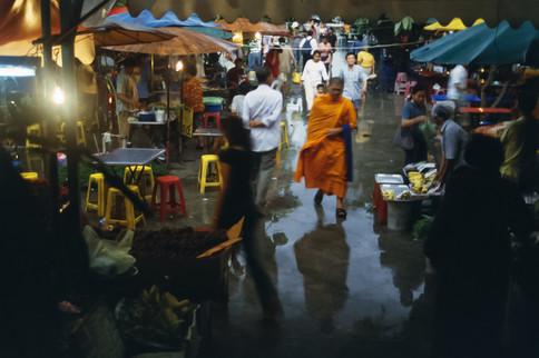 Bangkok, Tailandia, 2002