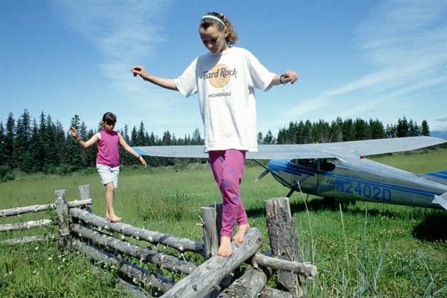 Gustavus, Alaska, 1992