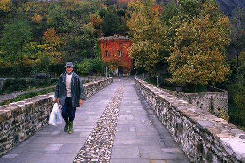 Bobbio, Emilia Romagna, 1992