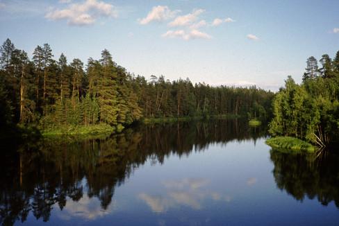 Oulankajoki, Finlandia, 1987