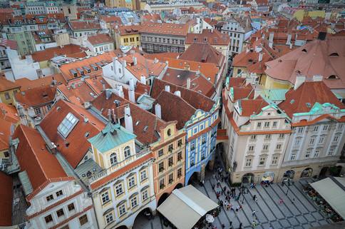Praga, 2016