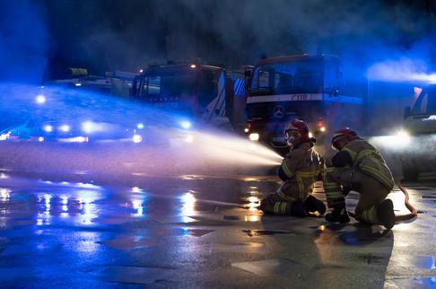 Pompieri, Bellinzona, 2019