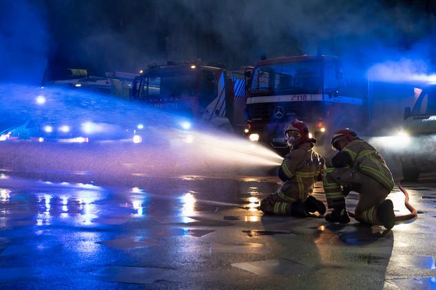 Pompieri Bellinzona, 2019
