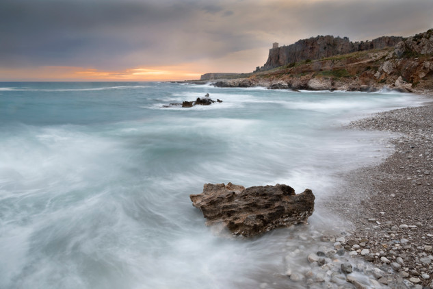 Paesaggio Naturale 1, Sicilia, 2018