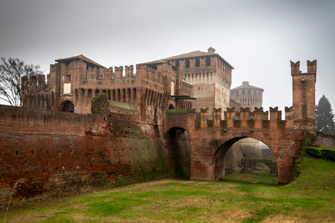 Soncino, Cremona, 2019