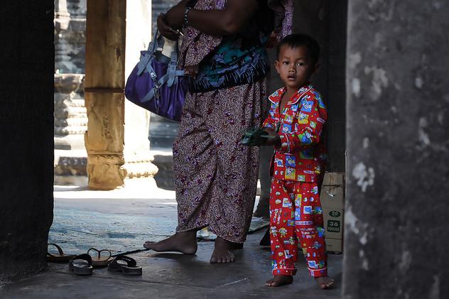Angkor Wat, Cambogia, 2010