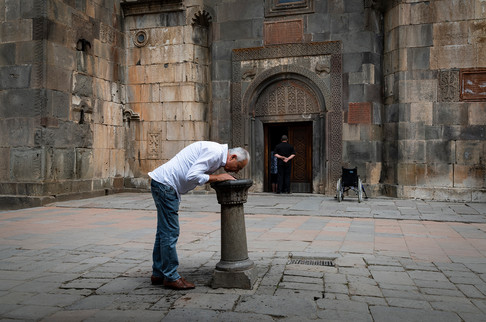 Geghard, Armenia, 2019