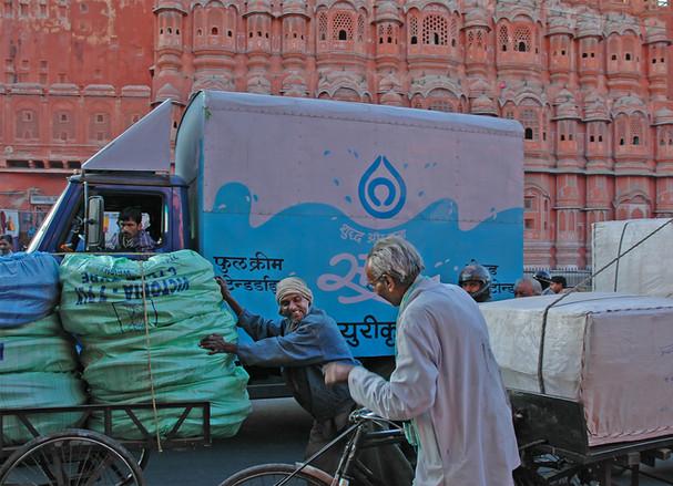 Jaipur, India, 2005