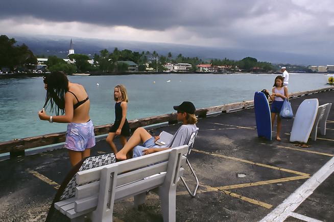 Kona, Hawaii, 1997