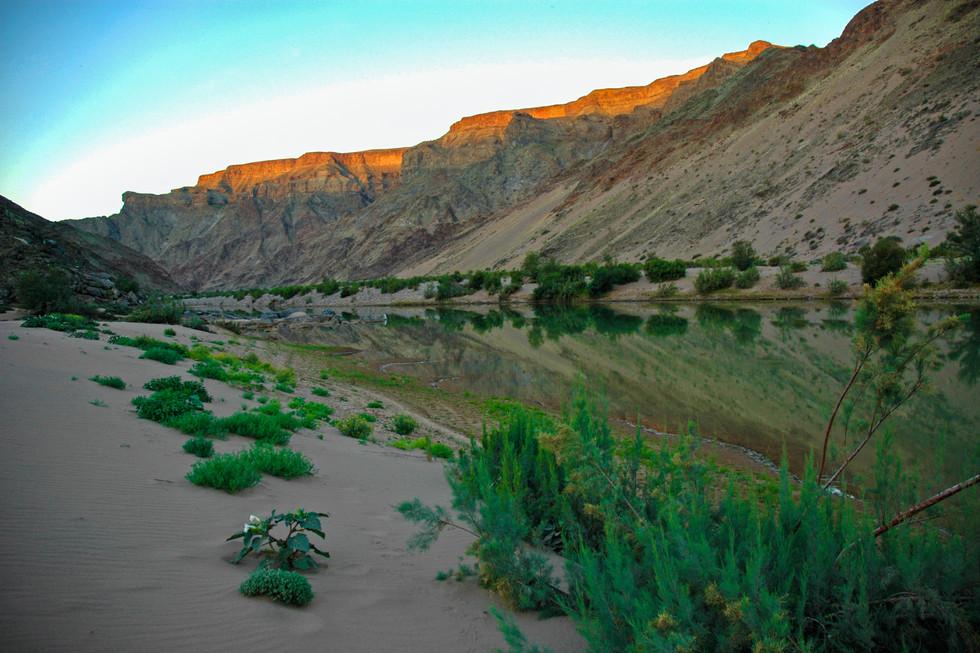 Fish River, Namibia, 2006