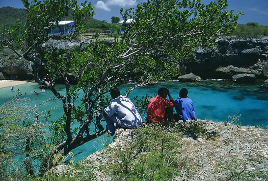 Lagoen, Curaçao, Antille Olandesi, 1993