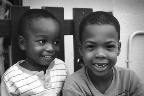 Ruandall Stroop (2) e Yurnick(6), Curaçao, Antille Olandesi, 1993