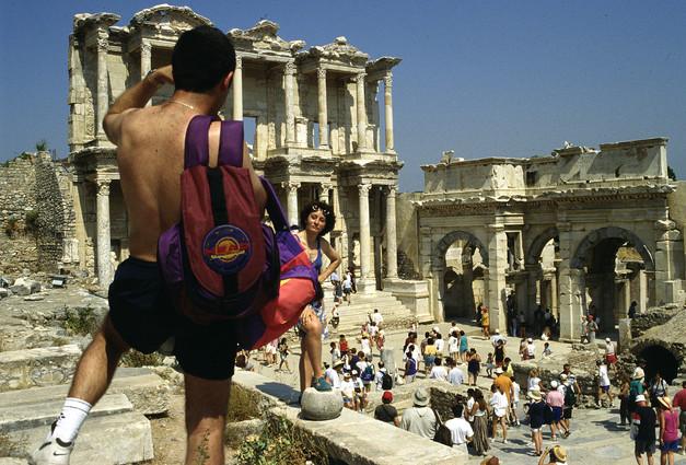Efeso, Turchia, 1996