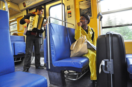 Treno RER, 2009