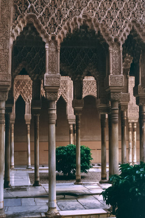 Alhambra, Granada, 1997