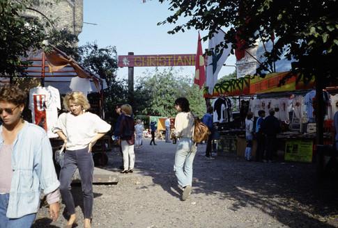 Copenhaghen, Danimarca, 1987