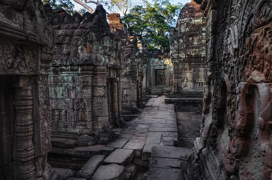 Angkor, Cambogia, 2011