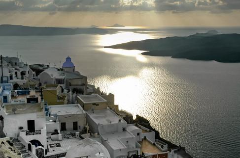 Thira, Santorini, 2007