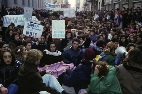 Pavia, 1991